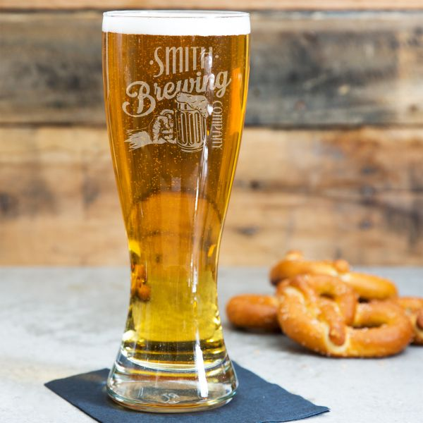 Personalized  Brewing Company Pilsner
