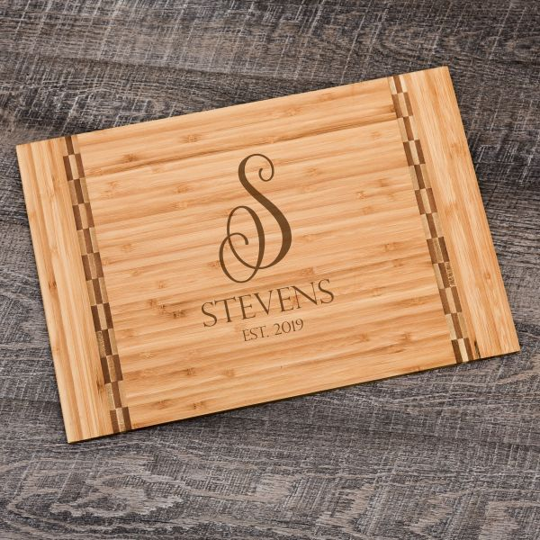 Our Family Personalized Cutting Board